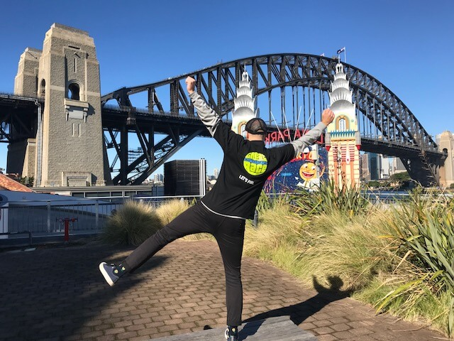 Luna Park Sydney Harbour Bridge Team Building Day Amazing Race