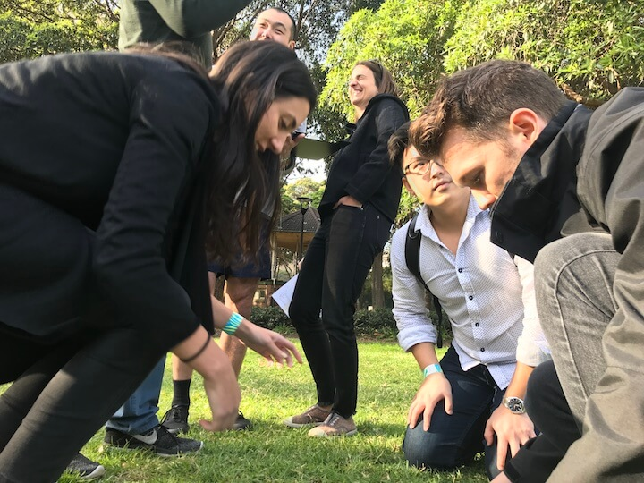 Can amazing race team challenges for adults