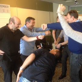 Corporate Team Building Creative Challenges Indoor Activities
