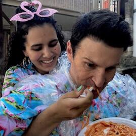 Taste It To Win It Spaghetti Challenge Team Building Event